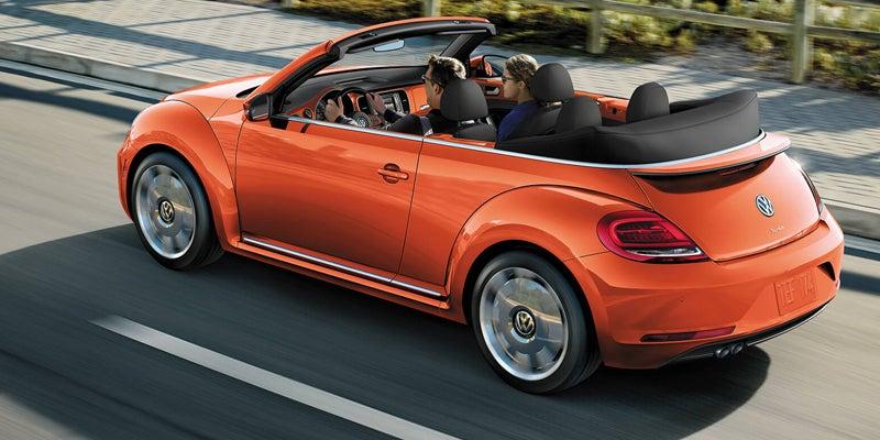 Volkswagen Beetle Convertible >> 2019 Volkswagen Beetle Convertible