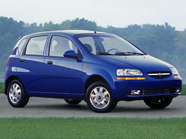 2004 Chevrolet Aveo Pasadena Maryland Area Volkswagen Dealer Near
