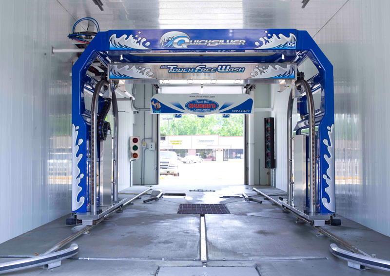 Used Automatic Car Wash Equipment For Sale