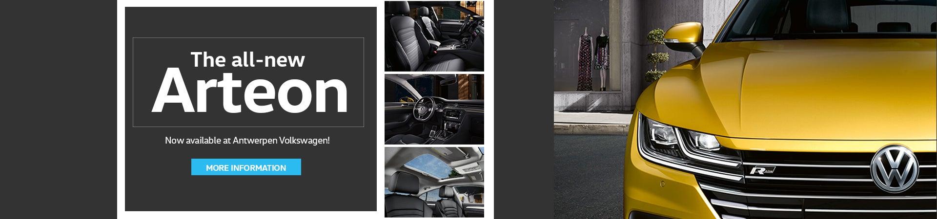 Volkswagen Cars for Sale | Volkswagen Dealer Pasadena, MD | Antwerpen VW